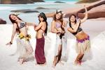 Hawaian girls
