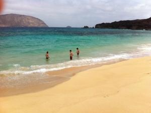 Playa de la Concha, La graciosa